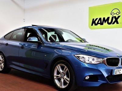 begagnad BMW 320 Gran Turismo xDrive SÖNDAGSÖPPET 1 12 M Sport | Eldragkrok | 2014, Sedan 213 900 kr