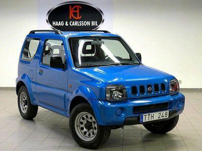 begagnad Suzuki Jimny 2003, SUV Pris 69 500 kr