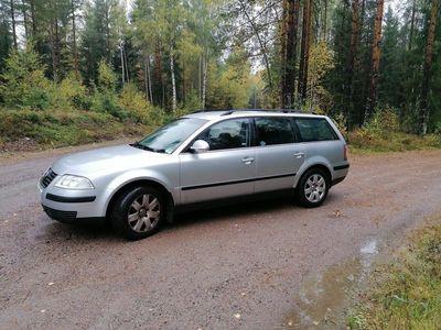 begagnad VW Passat 1,8 T