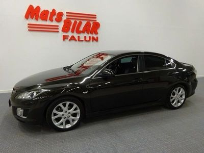 begagnad Mazda 6 Sedan 2.5 Mzr Sport 170 Hk Manuell