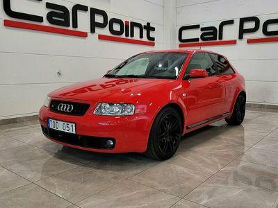 begagnad Audi S3 1.8 quattro Ambition 225hk