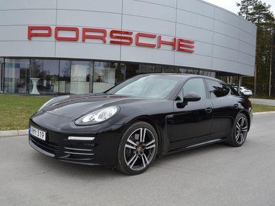 begagnad Porsche Panamera 4 3.6 V6 PDK 310hk