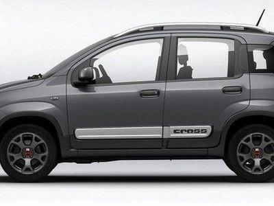begagnad Fiat Panda Cross 0,9 4x4 85hk