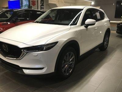 begagnad Mazda CX-5 2.0 AWD Aut 165 hk Optimum, reg 2019