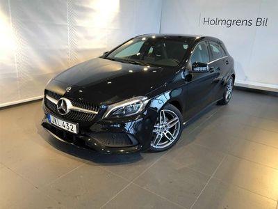 begagnad Mercedes A180 -18