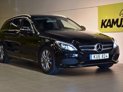 usata Mercedes C220 7G-Tronic Plus Aut 170hk -15