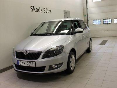 begagnad Skoda Fabia AMBITION TSI 86 / Vinterhjul / Drivers Edt /