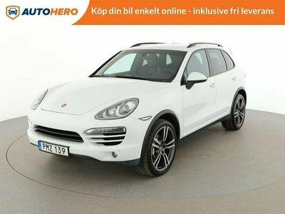 begagnad Porsche Cayenne Diesel 245hk / Navi BOSE 18-vägs stolar