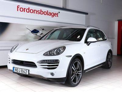 begagnad Porsche Cayenne Diesel Se Spec Svensksåld