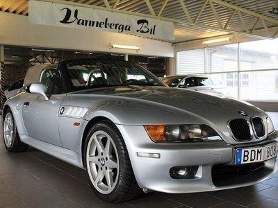 begagnad BMW Z3 2.8 Roadster 192hk -97