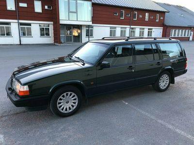begagnad Volvo 940 945är av intresse bra betalt