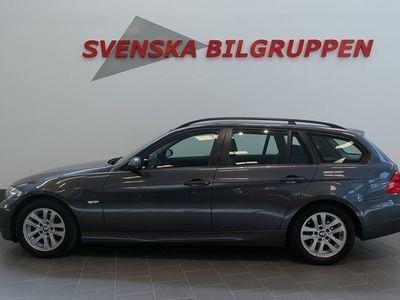 gebraucht BMW 320 i Halvskinn Drag PDC LM S+V Hjul