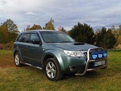begagnad Subaru Forester 2.0D -11