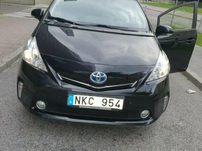 begagnad Toyota Prius+ XW3(A)