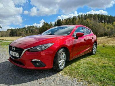 begagnad Mazda 3 3, 2.2 DE 150 HK,