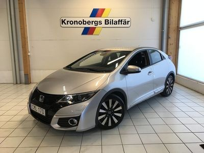 second-hand Honda Civic 1,8 140HK Elegance MT