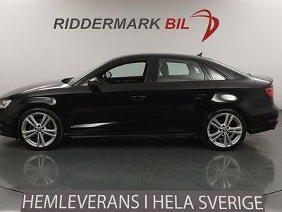 begagnad Audi A3 Sedan 2.0 TDI Ambition 150hk