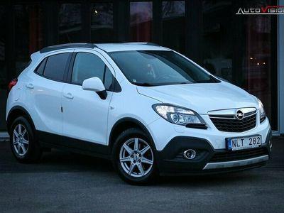begagnad Opel Mokka 1.7 CDTI 130hk   Rattvärme   Dragkrok   S&V