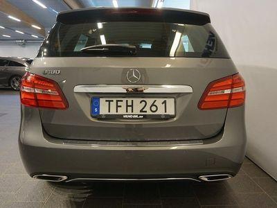 begagnad Mercedes B180 Backkamera Apple Carplay
