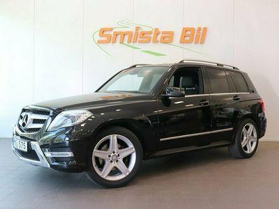begagnad Mercedes GLK220 CDI 4MATiC AMG D-Värme Navi Drag 170hk