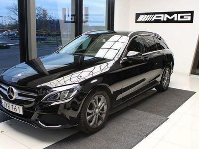 begagnad Mercedes C200 D KOMBI AUT.