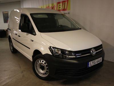 gebraucht VW Caddy 2.0 TDI Skåp 4MOTION 140hk DRAG AUTOMAT