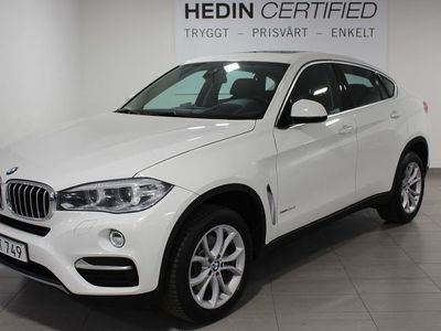 begagnad BMW X6 xDrive40D 313HK Steptronic