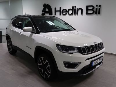begagnad Jeep Compass LIMITED 1.4 170HK AWD Demo -18