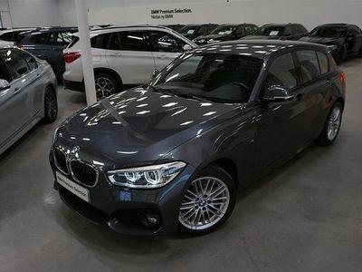 begagnad BMW 118 xDrive M-Sport LED M Sportchassi 2018, Halvkombi 189 800 kr