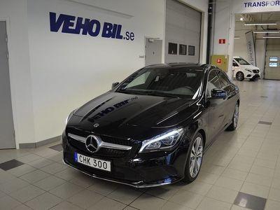 usata Mercedes CLA180 d Backkamera, LED Strålkastare, Farthållare