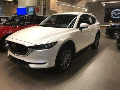 begagnad Mazda CX-5 2.0 AWD Aut 165 hk Optimum, reg 20