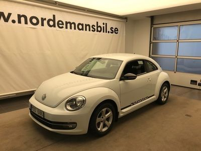 gebraucht VW Beetle THETSI 200hk DSG GT S&V-hjul Mvk