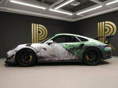 begagnad Porsche 911 GT3 RS PDK Keramiska PDLS Lifting 500hk