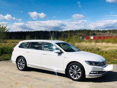 begagnad VW Passat Sportscombi 2.0 TDI SCR