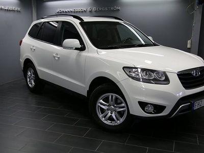 begagnad Hyundai Santa Fe 2.2 CRDi / Aut / 4WD / Drag / Comfort pkt