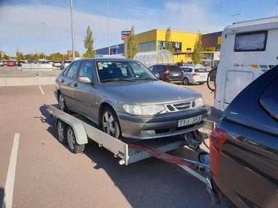 begagnad Saab 9-3 med dålig koppling