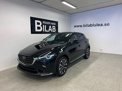 brugt Mazda CX-3 2.0 Optimum Aut AWD
