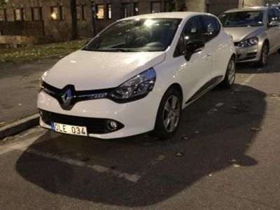 begagnad Renault Clio 0.9 Tce 90hk Dynamique -13