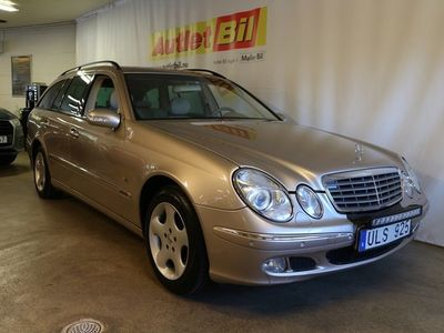 begagnad Mercedes E240 Kombi AUT Elegance 177HK