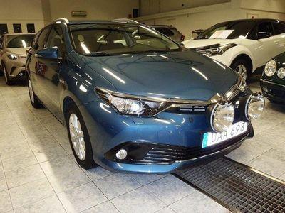 begagnad Toyota Auris 1.8 Hybrid TS Active