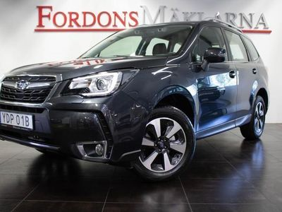 used Subaru Forester FORESTERXS 2.0i PRIVATLEASING