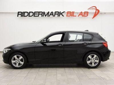 begagnad BMW 120 d / SPORT PKT / AUT / SKINN /