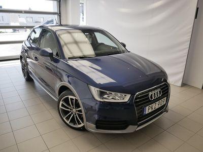 gebraucht Audi A1 Sportback 1.4 TFSI 125HK