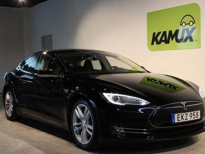 usata Tesla Model S S 85 Panorama Luftfjädring