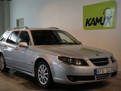 begagnad Saab 9-5 2.3 T BioPower Manuell M-värm 210hk
