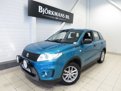 begagnad Suzuki Vitara 1.6 Nybils Tom. 2021-01 03 2016, Halvkombi 144 900 kr