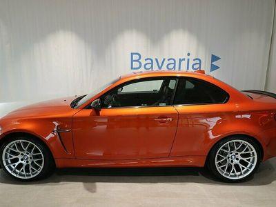 begagnad BMW 1M M Coupé