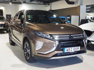 begagnad Mitsubishi Eclipse Cross Business 4WD CVT Demo