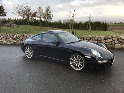 begagnad Porsche 911 Carrera 4S