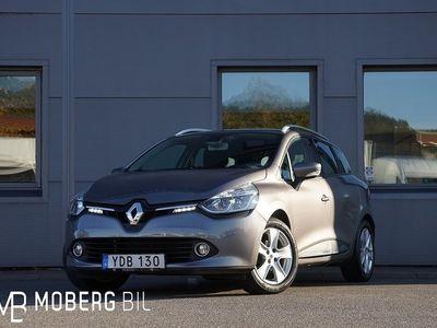 begagnad Renault Clio Sport Tourer 0.9 TCe 90hk Dynamique